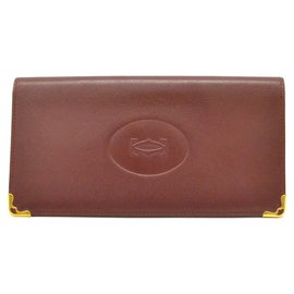 Cartier-Cartier Must Line Compact Wallet-Other