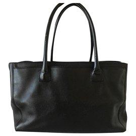 Chanel-Tote bag 36 cm-Black