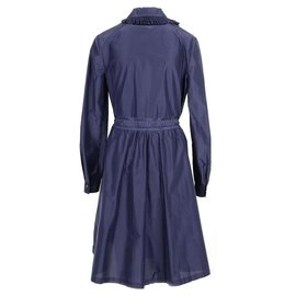 Lanvin-Lanvin dress new-Bleu