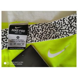 Nike-collant de training nike pro dri-fit-Jaune