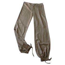 Paul & Joe-Pantalons, leggings-Beige