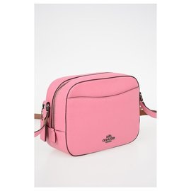 Coach-Coach heart embroidered shoulderbag new-Pink