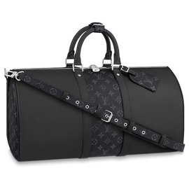 Louis Vuitton-Keepall Taigarama-Preto