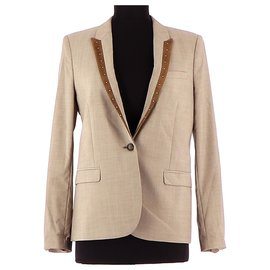 The Kooples-Tailleur-Beige