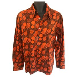 Paul Smith-chemises-Orange
