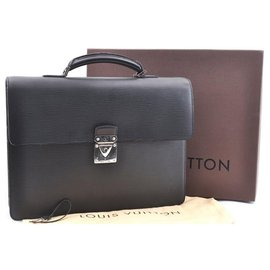 Louis Vuitton-Louis Vuitton Robusto-Noir