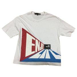 Love Moschino-Love Moschino T shirt-White