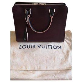 Louis Vuitton-Louis Vuitton Vaneau MM30-Violet