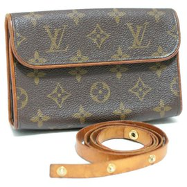 Louis Vuitton-Louis Vuitton Florentine-Marron