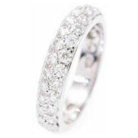 Boucheron-Boucheron Diamond Ring-Silvery