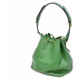 Louis Vuitton-LOUIS VUITTON NOE PM-Vert
