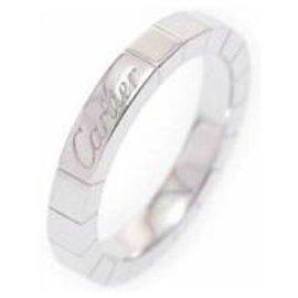 Cartier-Cartier Lanieres Ring-Silvery