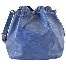 Louis Vuitton-Louis Vuitton Petit Noé-Bleu