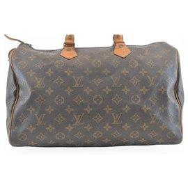 Louis Vuitton-Louis Vuitton Speedy-Marron