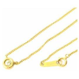 Autre Marque-Toei Crown Diamond Chain-Yellow