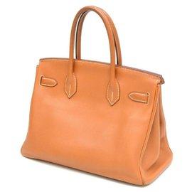 Hermès-Hermès Birkin 30-Brown