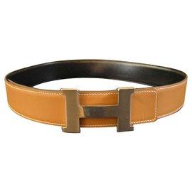 "Hermès-Belt ""H"" Constance-Other"