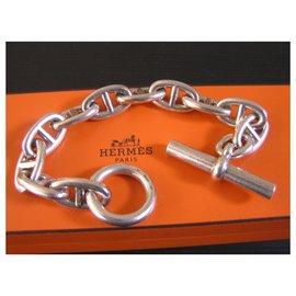 Hermès-Chaine d'encre-Argenté