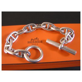 Hermès-Ink string-Silvery
