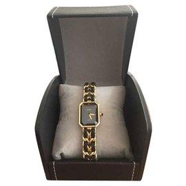 Chanel-Chanel Premiere XL-Golden