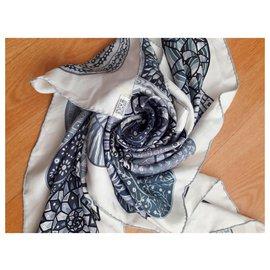 Hermès-SNAIL DREAMS-White,Grey