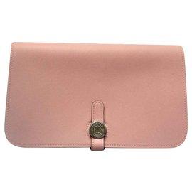 Hermès-Hermès Dogon Duo-Pink