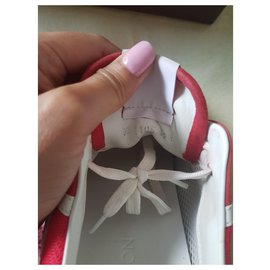 Louis Vuitton-sneakers-Rouge