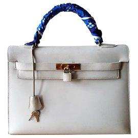 Hermès-Bolsas-Cinza