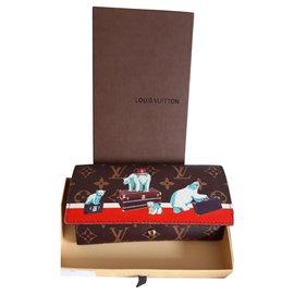 Louis Vuitton-Édition limité-Marron foncé