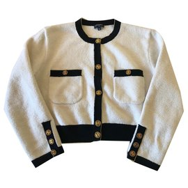 Chanel-Chanel 2019 Cardigan-White