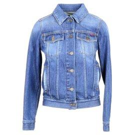 Kenzo-Kenzo veste nouvelle-Bleu