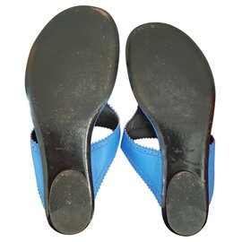 Balenciaga-Sandales Balenciaga-Bleu