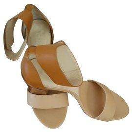Chloé-Chloé sandals-Beige