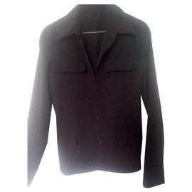 Calvin Klein-Veste-Noir
