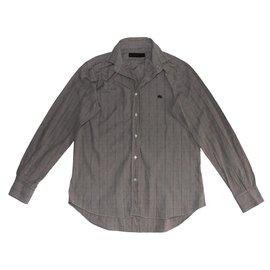 Etro-Camisas-Cinza
