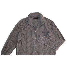 Etro-Shirts-Grey