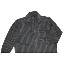 Versace-Shirts-Grey