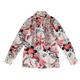 Christian Lacroix-chemises-Multicolore