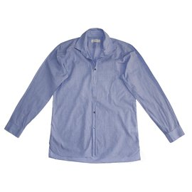 Lanvin For H&M-Camisas-Azul