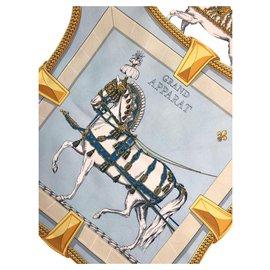 Hermès-grand apparat-Bleu clair