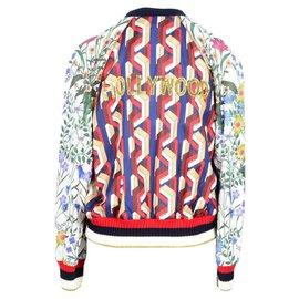 Gucci-Gucci jacket new-Multicolore