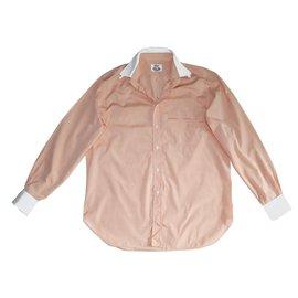 Brioni-Camisas-Laranja