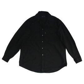 Valentino-Shirts-Black
