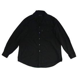 Valentino-Camisas-Preto