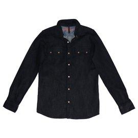 Nudie-Camisas-Preto