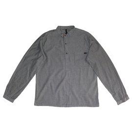 Nudie-Camisas-Cinza