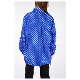 Givenchy-Manteau Givenchy nouveau-Bleu
