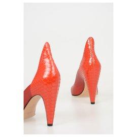 Givenchy-Pompes Givenchy nouvelles-Rouge