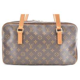 Louis Vuitton-Louis Vuitton Cite-Marron