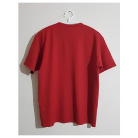 Acne-Shirts-Red